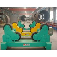 Best Automatic Welding Turning Roll With PU Wheel For Tank Vessel Boiler wholesale