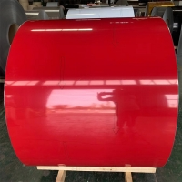 Quality A1060 A3003 Color Coated Prepainted Aluminium Coil T3 Temper for sale