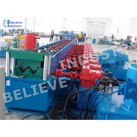 Quality 2 Waves Guardrail Roll Forming Machine for sale