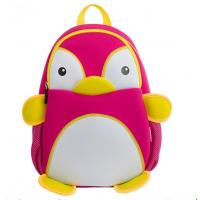 Quality Cute Penguin Waterproof Animal Backpacks For Kids 10-20L Capacity for sale
