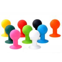 Quality Eco-friendly Silicone Ball Stand Holder Cellphone Rack For Fashion Person for sale