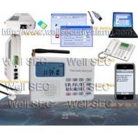Quality GSM PSTN LCD Alarm System,GSM Sistema Di Allarme,WL1011 for sale
