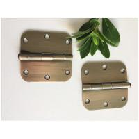 Quality Ac Ab Type 4 Inch Security Door Hinges  , External Door Hinges Lift Off Loose Pin for sale