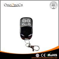 Quality Wireless Metal GSM Security Alarm System Remote Controller commercial for sale