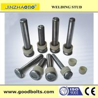 Quality holt sale shear stud weld with ceramic ferrule(with CE) for sale