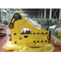 Quality High Strength Hydraulic Rock Breaker , 200-350 Bpm Jack Hammer Heavy Duty for sale
