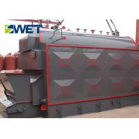 Quality High Efficiency 2.5MPa Chain Grate Steam Boiler 20t/H Rated Evaporation for sale