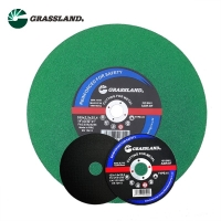 Quality GRASSLAND Cutting Disc Steel For metal stainless steel  125 X 2.0 X 22.2mm for sale