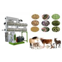 Quality Full Stainless Steel Animal Feed Production Machine Grain Milling Machine for sale