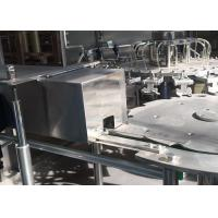 Quality High Speed Hot Filling Machine , Hot Sauce Bottle Filler Long Duration Time for sale