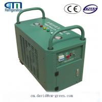 Quality HCFC R407C R22 Refrigerant Recovery Equipment With 2HP Oil Less Compressor for sale