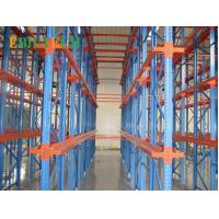Quality High Density Warehouse Wooden Pallets Drive In Rack For Storage Solutions for sale