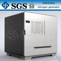 Quality Stainless Steel Membrane Nitrogen Generator System 5-5000 Nm3/h Capacity for sale