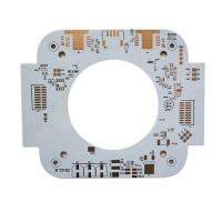 Quality Custom Design Metal Core Aluminum PCB Board Fast Delivery 2.0W Thermal Conductivity for sale
