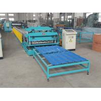 Quality YX25-200-1000 Metal Roof Tile Roll Forming Machine for sale
