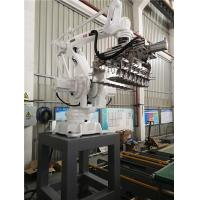 Quality 9KW Automatic Palletizing System , Cartons Packing Automated Palletizing Solutions for sale