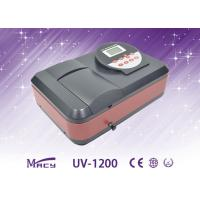 Quality Rhodamine B Automatic Single Beam Spectrophotometer Indigo With LCD Screen for sale