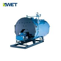 Quality WNS 10t/h oil gas fired fire tube steam boiler for Chemical industry for sale