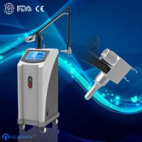 Quality RF Tube CO2 Vagainal Laser Rejuvenation 30W Power LCD Touch Screen for sale