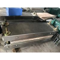 Buy 18.82kw Conveyor Belt Vulcanizing Press Customized Voltage For Chemical Industry at wholesale prices