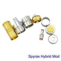 Buy Full mechanical mod Spyrax Hybrid Mod 26650 wholesale china supplier at wholesale prices