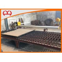 China Mild Steel  Portable Plasma Cutting Machine Transportable 2000*3500mm Railway on sale