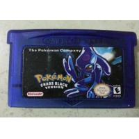 Quality Pokemon Chaos Black GBA Game Game Boy Advance Game Free Shipping for sale