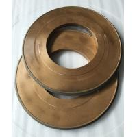 Quality Flat Abrasive Diamond Grit Grinding Wheel Resin Bonded Thickness 40mm Width 10mm for sale