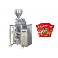 Quality Instant Noodles Oil Liquid Packaging Machine , Auto Edible Oil Packing Machine for sale