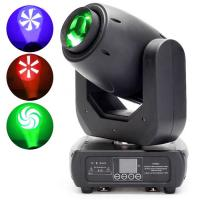 Quality DMX 150w Moving Head Gobo Light , Led Stage Spotlights IP20 Rating LED Spot Stage Light Moving Head for sale