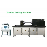Buy cheap Force Angle And Angle Stiffness 1.5kW Torsion Testing Machine from wholesalers