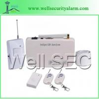 Buy cheap Intelligent GSM Alarm System, Well Sec WL1012B from wholesalers