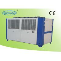 Quality Indoor Industrial Air Cooling Screw Chiller With CE Certificate for sale