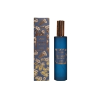 Quality Alcohol free Aromatherapy Room Spray , Blue Glass Bottle Room Spray for sale