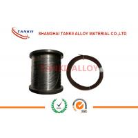 Best K Thermocouple Bare Wire with J E T N 0.2mm to 10mm Diameter , High Temperature Thermocouple Wire wholesale