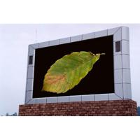 Best Optical Fiber Transmission Outdoor PH10mm DIP Full Color Slim Super Thin Led Screen wholesale