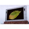 Best Optical Fiber Transmission Outdoor PH10mm DIP Full Color Slim Super Thin Led Screen wholesale