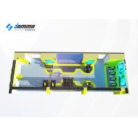 Quality 75 Square Meter Virtual Reality Theme Park For Amusement / 9D VR Equipment for sale