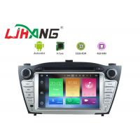 Quality Android 8.0 Hyundai Car DVD Player With Muti Language SD FM MP4 USB AUX for sale