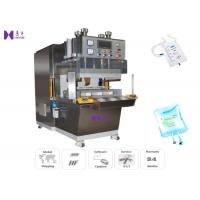 Quality 220V / 380V Urine Bag Making Machine 3 Phase High Frequency Welding Equipment for sale