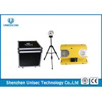 Quality High Sensitivity Mobile Type Under Vehicle Inspection System For Hotel And Government for sale