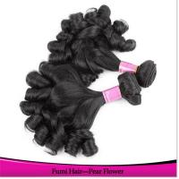 China Cheap Remy Human Hair Extension Best Natural Body Wave Human Virgin Peruvian Hair on sale