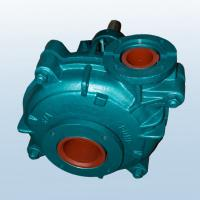 Quality Industrial Mining Slurry Pump Electrical Motor / Diesel Engine Power Driver for sale