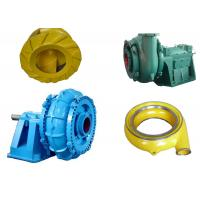 Quality Horizontal Sand Dredging Pump Spare Parts For Gravel Slurry Transfering for sale