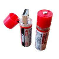 Best 1.2V 1450mAh USB Rechargeable AA Batteries wholesale