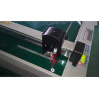 Quality Automatic Positioning Carton Box Cutting Machine AOKE CCD Video Registration For ADS for sale