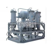 Quality Sinopec Waste Oil Recycling Machine Easy Operate For Light Fuel Oil / Diesel Oil for sale
