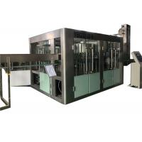 Quality 3000bph Glass Bottle Rinsing And Filling Machine , Beer Liquid Filling Machine for sale