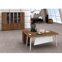 China wholesale melamine office manager executive desk furniture on sale