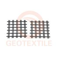 Quality Warp Knitted Polyester Geogrid For Soil Reinforcement High Strength 3.95m Width for sale